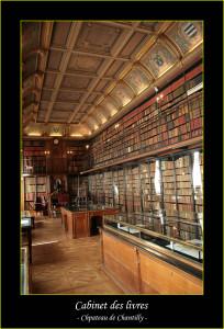 Cabinet des livres