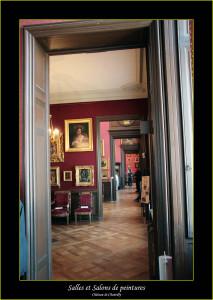 Salles et Salons de peintures