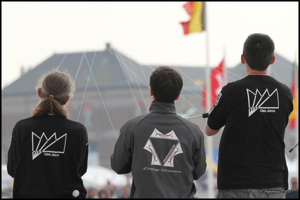 2011 - cerfs Volants -Berck (62) -