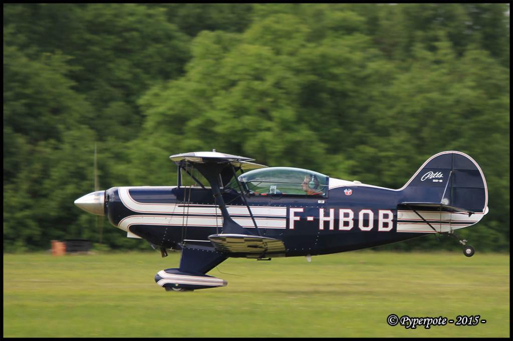 Pitts S-2B n° 5289 ~ F-HBOB