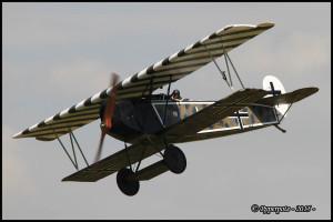 Fokker D VII F - Mémorial Flight