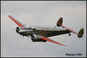 Lockheed 12A Electra F-AZLL CN: 1287