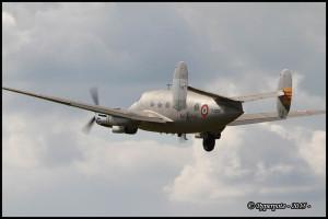 Dassault MD-312 Flamant - F-AZGE