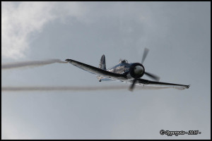 Hawker Sea Fury F-AZXJ