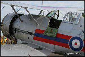 Gloster Gladiator G-GLAD (The Fighter Collection)