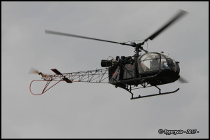 Sud-Aviation SA-313B Alouette ll - F-GKBS