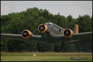 Junkers Ju-52/3M-4 F-AZJU