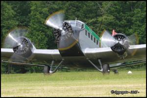 Junkers Ju 52-3mg4e n° 6610 - HB-HOP