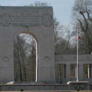 Mémorial de l'escadrille Lafayette (Marne la Coquette - 92 -)