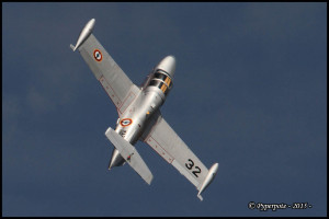Morane Saulnier MS 760 Paris N° 32