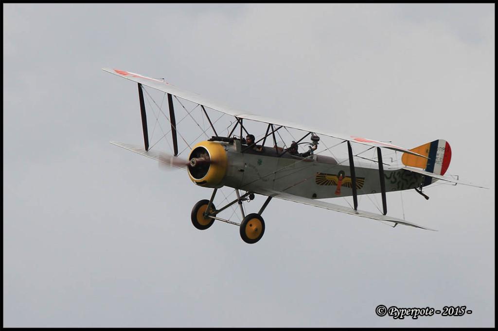 Le Sop Strutter 1 B 2 n°2897 Mémorial Flight