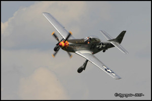 North American P-51D Mustang n°44-74427 France's Flying Warbirds