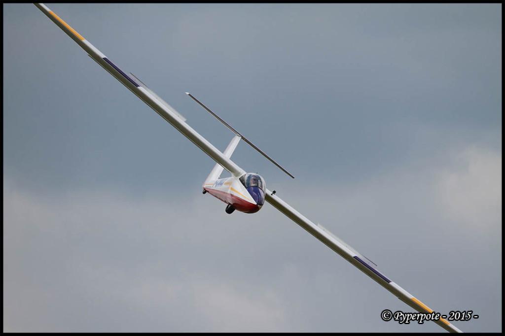 Pilatus B4 PC11AF n° 207 F-CMAX