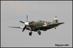 Supermarine Spitfire PR Mk XIX F-AZJS