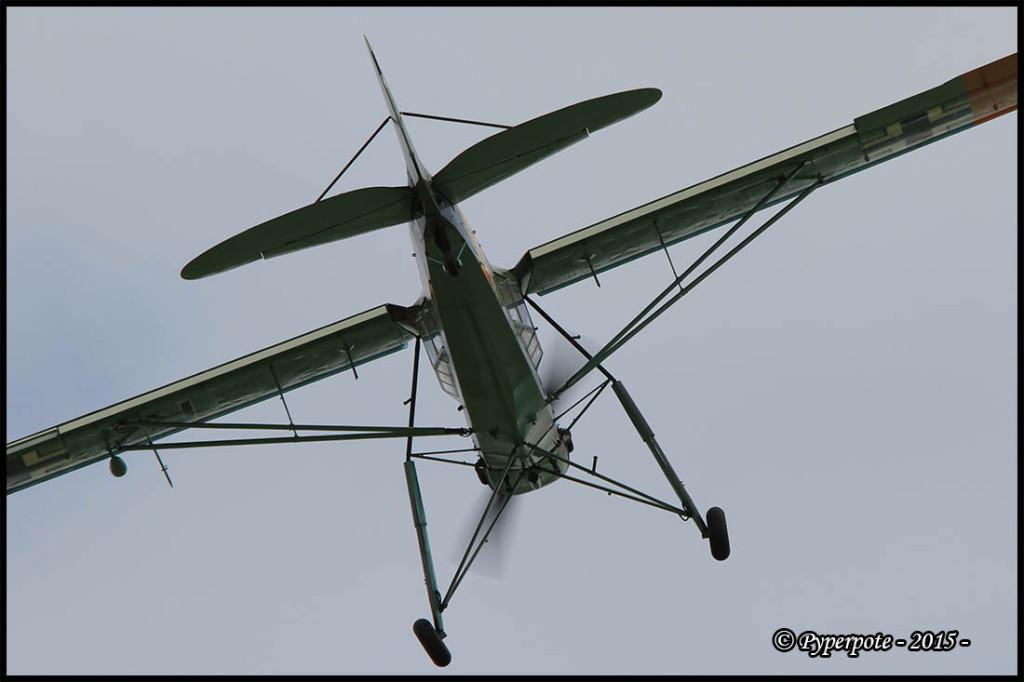 Fieseler Storch Fi 156 F-AZRA