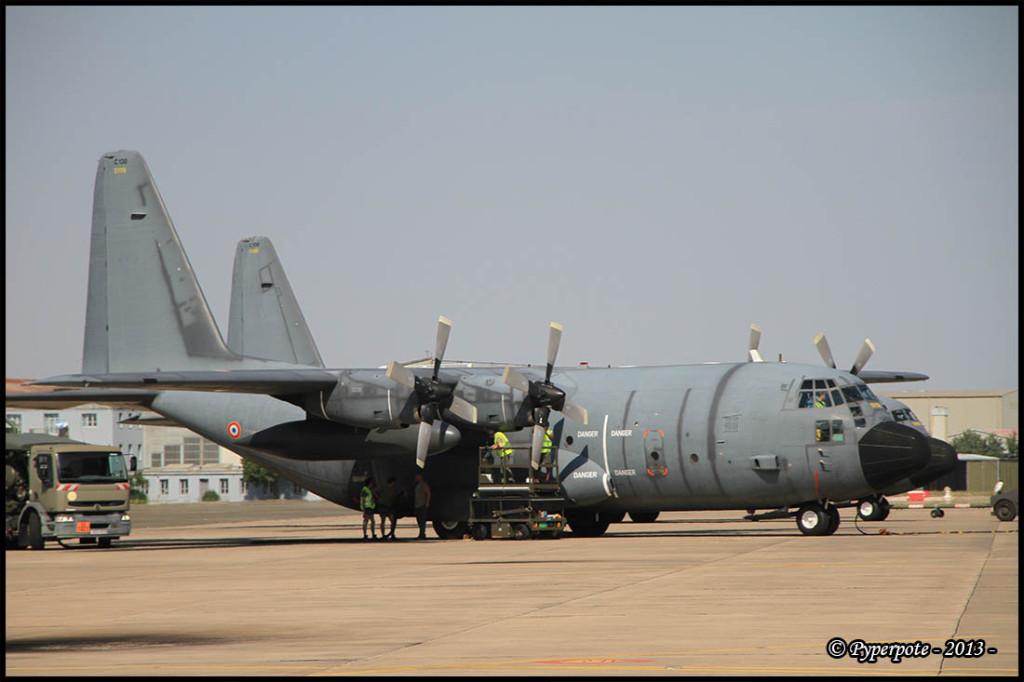 Airbus A400M - Atlas - MSN 0007 - F-RBAA -