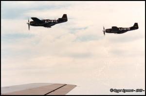Les avions de Memphis Belle (le film)