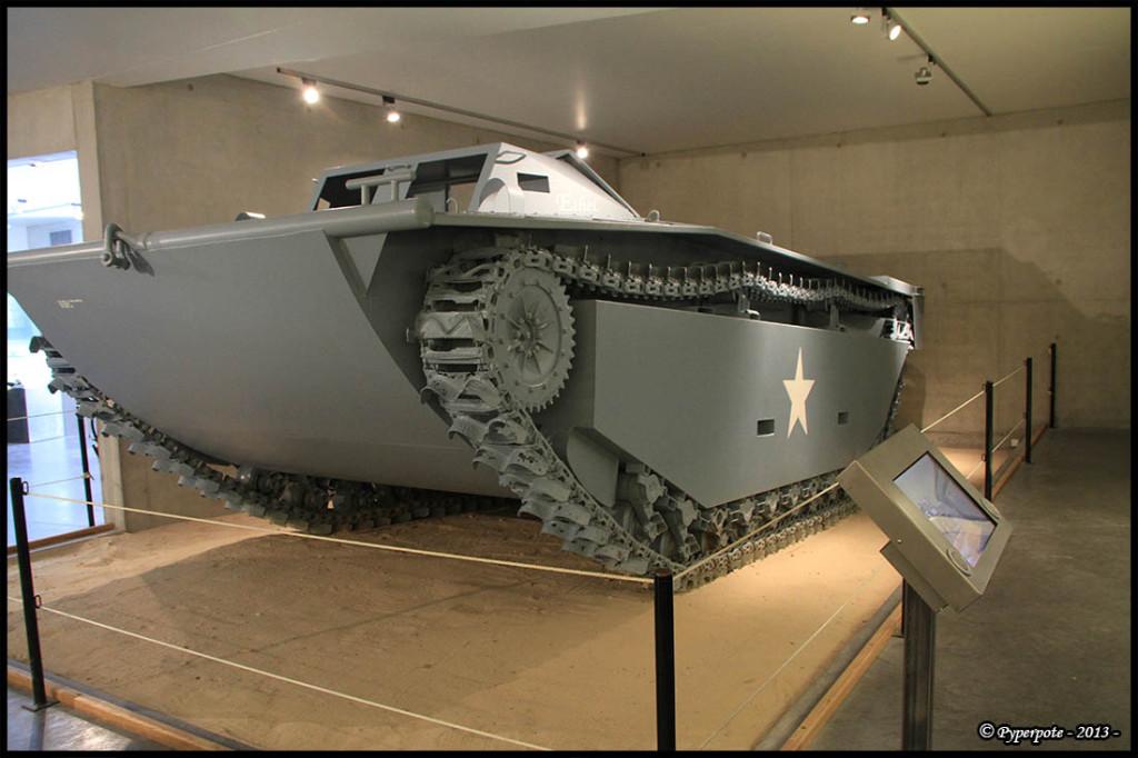 Musée de Utah Beach - Sainte Marie du Mont - (50) -