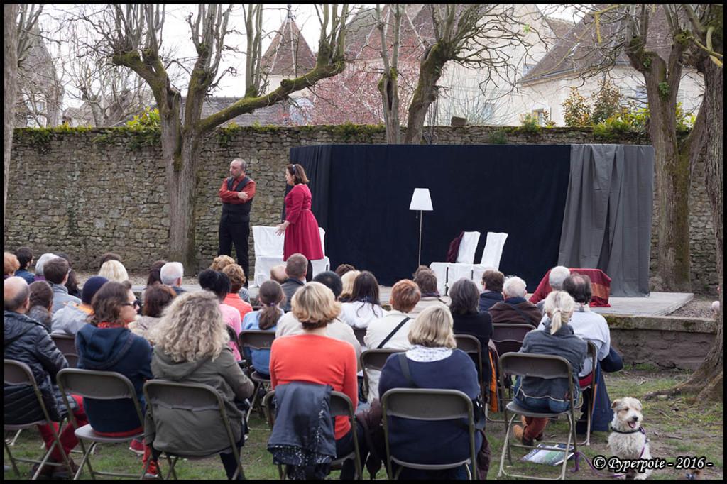 Senlis fait son théâtre - 2016