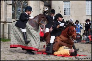 The Horsemen / Les Goulus - Théâtre à Senlis