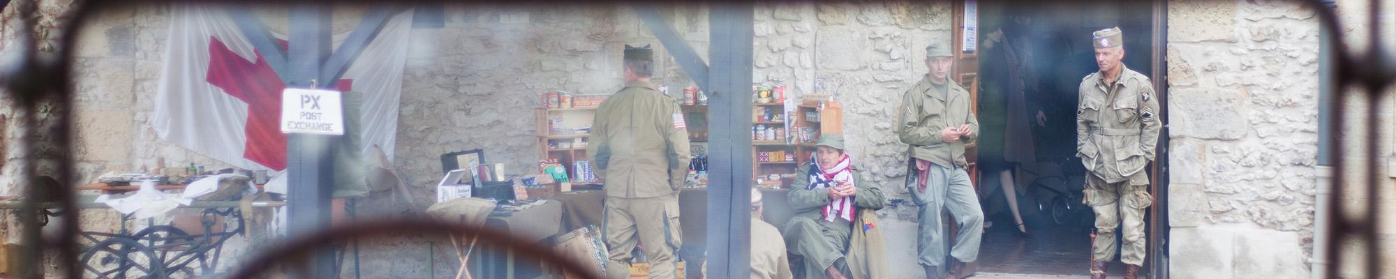 Expo militaire à Liancourt