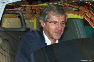 M.Jammairac retrouve la planche de bord du X3