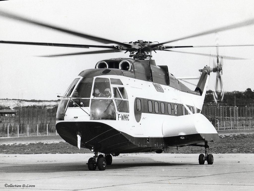 1968 - SA 321 F 021 ph.Sud-Aviation 1968 Coll