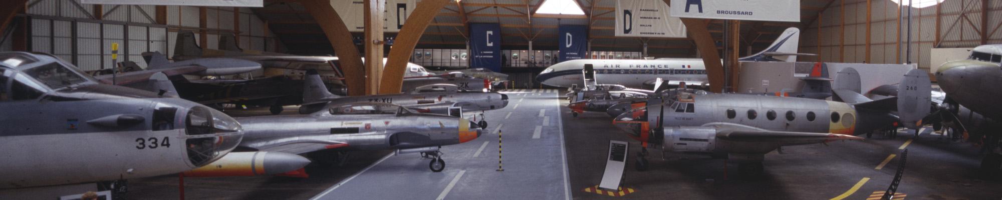 Musée de l'Aéronautique Nancy-Essey