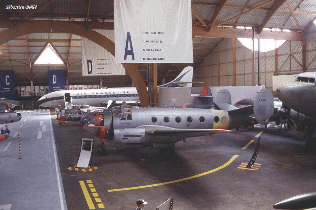 Musée de l'Aéronautique de Nancy-Essey