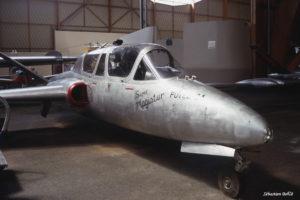 Potez 94 Super Magister au Musée de l'Aviation Nancy-Essey