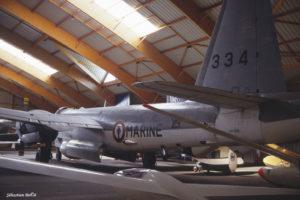 Neptune n°334 au Musée de l'Aviation de Nancy-Essey