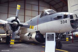 Neptune n°334 au Musée de l'Aviation Nancy-Essey