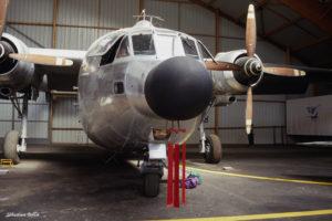 Noratlas n°189 au Musée de l'Aviation Nancy-Essey