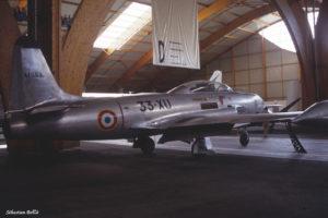 RT-33 au Musée de l'Aviation Nancy-Essey