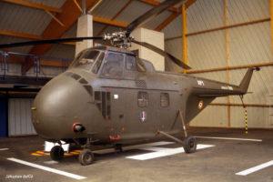 Sikorsky H-19 n°3181 au Musée de l'Aviation Nancy-Essey