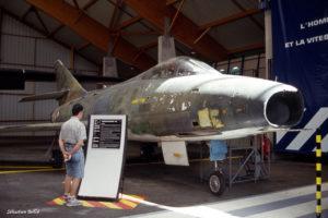 SMB2 n°113 au Musée de l'Aviation Nancy-Essey