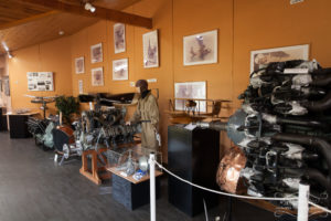 musée de l'hydraviation de Biscarrosse
