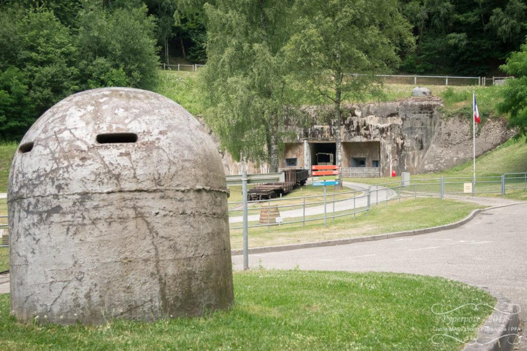 Ouvrage du Simserhof, visité par Pyperpote