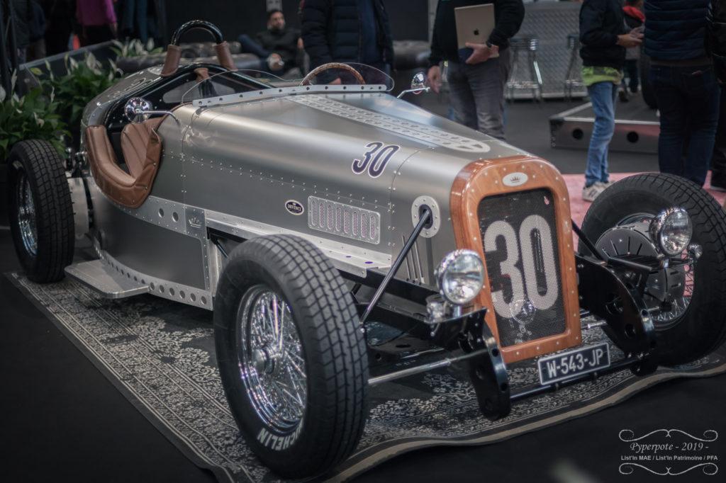 Classic Devinci Rétromobile 2019