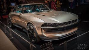 Peugeot Rétromobile 2019