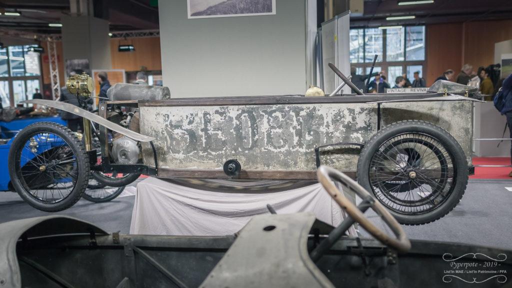 Bédélia Rétromobile 2019