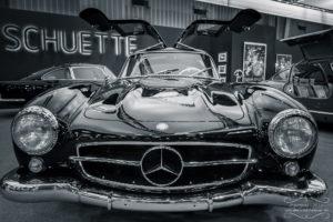 Mercedes 300 SL Rétromobile 2019