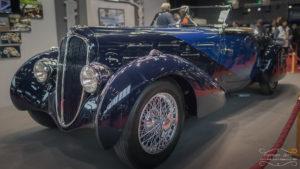 Delahaye Rétromobile 2019