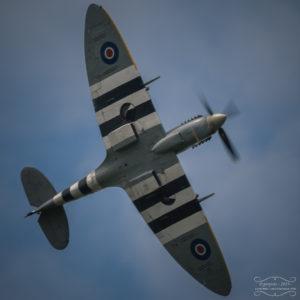 Supermarine Spitfire XV TE184