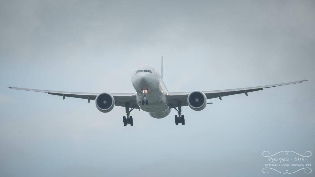 Triple 7 Air France