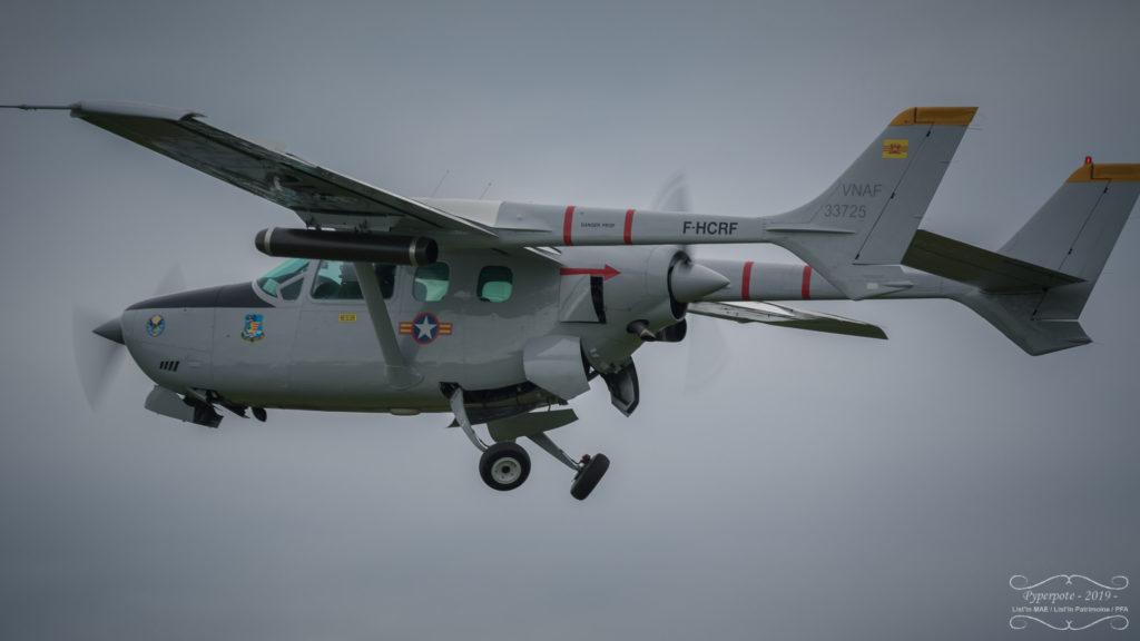 Cessna Push Pull