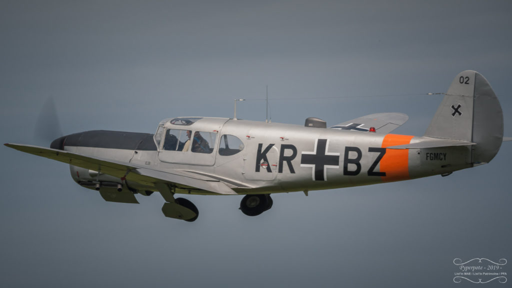 Nord 1101 Ramier F-GMCY